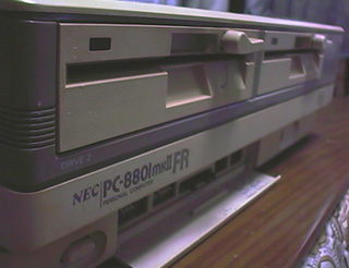 PC-8801mkII FR/30